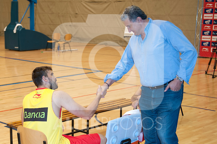 Romay and Marc Gasol