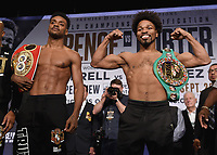 9/27/19: Fox Sports PBC Pay-Per-View Spence v Porter - Weigh-In