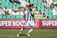 SETUBAL, PORTUGAL, 30.07.2017 - TAÇA CTT: V. SETUBAL x TONDELA - Joao Costinha do V.Setubal durante a partida de futebol a contar para a 2ª fase da Taça da Liga CTT entre V. Setúbal e Tondela, no Estadio do Bonfim em Setubal, Portugal, nesse domingo 30. (Foto: Bruno de Carvalho / Brazil Photo Press)
