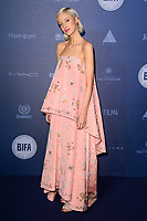Andrea Riseborough<br /> arriving for the British Independent Film Awards 2017 at Old Billingsgate, London<br /> <br /> <br /> &copy;Ash Knotek  D3359  10/12/2017