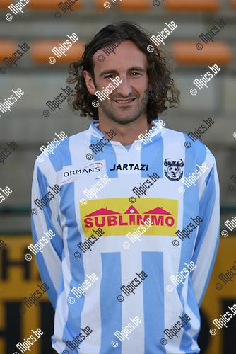 2008-08-19 / Voetbal / seizoen 2008-2009 / Verbroedering Geel-Meerhout / Billy Ozcan..Foto: Maarten Straetemans (SMB)