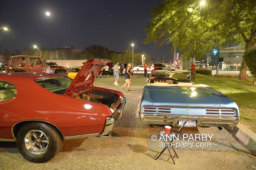 Bellmore Friday Night Car Show Long Island New York August - Classic car show york