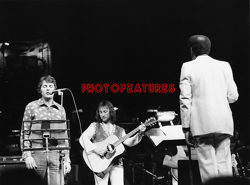 Ian Gillan and Roger Glover 1975 at Roger Glover's Butterfly Ball at Royal Albert Hall<br /> &copy; Chris Walter