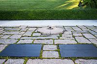 John F Kennedy Grave, Arlington Cemetery, Virginia, USA