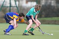Upminster HC 3rd XI vs Chelmsford HC 4th XI 07-03-09