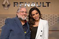 SAO PAULO, SP, 06.08.2018 - COLETIVA DE IMPRENSA - <br /> A cantora Anitta e Le&atilde;o Lobo durante lan&ccedil;amento da Promo&ccedil;&atilde;o &quot;Girou, Ligou Ganhou&quot; da marca Renault em conjunto com o Mc Donalds na manh&atilde; desta segunda-feira, 06 do Hotel Thivoli Monfarrej, na regi&atilde;o dos Jardins, em S&atilde;o Paulo . (Foto: Ci&ccedil;a Neder/Brazil Photo Press)