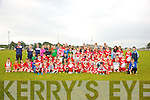 Boys & Girls from of Ardfert GAA, club taking part in the football summer Cul Camp on Thursday