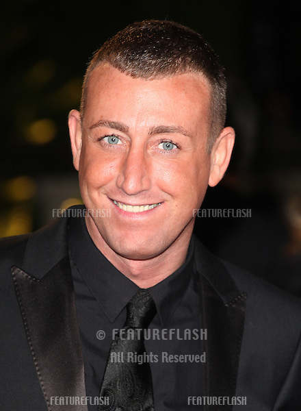 Christopher Maloney from X Factor arriving for the Royal World Premiere of 'Skyfall' at Royal Albert Hall, London. 23/10/2012 Picture by: Alexandra Glen / Featureflash