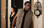 "Actors Tony Tale, right, and Sophie Ni in the short film ""Ashes To Ashes"", directed by Corey James Fabyan."