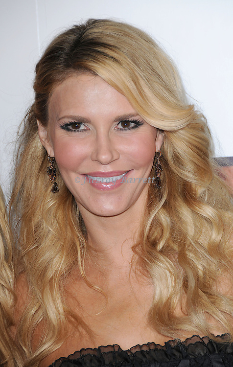 "Brandi Glanville arriving at ""The Real Housewives of Beverly Hills"" Season Three Premiere Party held at the Roosevelt Hotel Los Angeles CA. October 21, 2012."