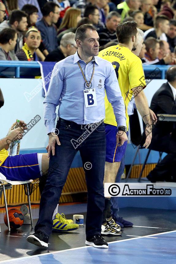 Sandu Iacob antrenor secund al nationalei Romaniei