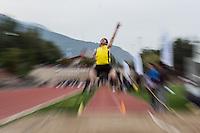 Atletismo 2014 Metropolitano de menores