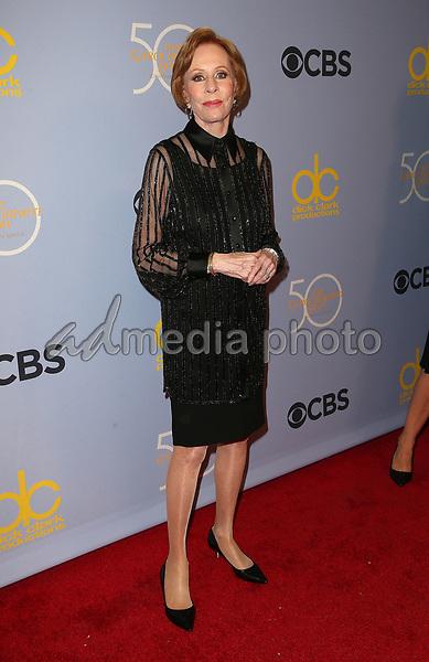 "04 October 2017 - Los Angeles, California - Carol Burnett. CBS ""The Carol Burnett Show 50th Anniversary Special"". Photo Credit: F. Sadou/AdMedia"
