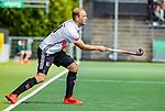 AMSTELVEEN  -  Billy Bakker (Adam)  Hoofdklasse hockey dames ,competitie, heren, Amsterdam-Pinoke (3-2)  . COPYRIGHT KOEN SUYK
