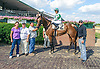 For Finery winning at Delaware Park on 7/22/15