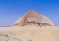 Bent Pyramid, Dahshur, Egypt