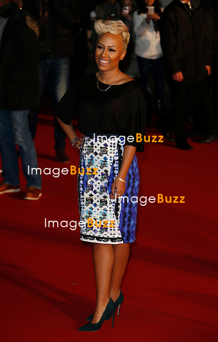 EMELI SANDE/ January 26,, 2013- Emeli Sandé attends the NRJ Music Awards at Palais des Festivals in Cannes, France. .