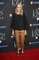 "05 August 2017 - Los Angeles, California - Ever Carradine. ""The Lion King"" Sing-Along Screening. Photo Credit: F. Sadou/AdMedia"