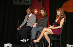 All My Children's J.R. Martinez - Jamie Luner - Chrishell Stause came to see fans on November 22, 2009 at the Brokerage Comedy Club & Vaudeville Cafe, Bellmore, NY for a Q & A, autographs and photos. (Photo by Sue Coflin/Max Photos)