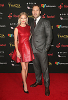 05 January 2018 - Hollywood, California - Mecki Dent, Jai Courtney. 7th AACTA International Awards held at Avalon Hollywood.  <br /> CAP/ADM/FS<br /> &copy;FS/ADM/Capital Pictures