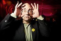NMD Spesial med Clay Shirky, 27. oktober 2011.  Foto: Eirik Helland Urke