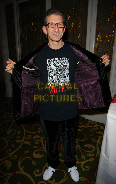 JEFF STEWART.June Brown Tribute Luncheon, Grosvenor House, London, UK..October 15th, 2006.Ref: CAN.full length black jacket open.www.capitalpictures.com.sales@capitalpictures.com.©Can Nguyen/Capital Pictures