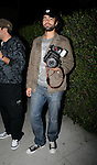 AbilityFilms@yahoo.com.805-427-3519.www.AbilityFilms.com.March 6 2008 ADRIAN GRENIER going out during the day to become paparazzi in front of the restaurant Spagos. He was taking pictures of Brooke Shields while she was leaving.. Then at night he was taking pictures infront of Mastros restaurant in Beverly hills..