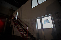 """The Klinica.<br /> <br /> Bihać, Bosanska Krajina, Bosnia, 15/12/2018.The Bira camp is a former fridge factory located outside Bihac. It is managed by the UN (ONU) agency called IOM (OIM) - International Organization for Migration. The camp is a huge hangar and it composed by tents and containers (mainly located in the area dedicated to most vulnerable people and families) 'donated' by the EU, Turkkizilayi, Crveni Kriz Grada Bihaca. The camp has got also a Health clinic, the """"Klinika"""", provided by DRC Danish Refugee Council and UNHCR and EU (UE). The People met outside the Klinica who showed their medical refers, their wounds and injuries claimed that they were beaten up by the Croatian Police which also allegedly stole their money and broke their smartphones after they were found trying to cross the border between Bosnia & Croatia, the beginning of the so called """"The Game"""" (1.). The very dangerous end of the """"Balkan route"""", the undetected border crossing throughout Croatia and then Slovenia, which people try numerous times to reach Italy or Austria. If they caught crossing any of the borders, they will be deported back to Bosnia, at """"square 1 of the Game"""".<br /> Clothes, food and a little bit of entertainment for the Children are provided by the Crveni Kriz Grada Bihaca, the Bosnian Red Cross, which also manages a sort of canteen.<br /> The IOM (OIM) provided data about the People living in the Bira camp while this reportage was made:<br /> -2067 people are the inhabitant of the camp (but obviously the number changes a lot and often)<br /> -187 unaccompanied minors all boys, mostly from Pakistan;<br /> -80 families: 325 family members, 145 children, 78 boys, 67 Girls.<br /> Moreover, the IOM (OIM) informed journalists that 550 People will go to the Borici camp when it's restructured and refurbished, mainly the most vulnerable people: families and unaccompanied minors.<br /> <br /> 1. http://bit.do/fgwYL"""