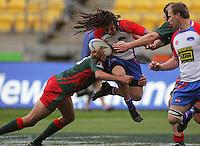120526 Heartland Championship Friendly Rugby - Wairarapa Bush v Horowhenua-Kapiti