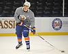 Arnaud Durandeau #21 skates during New York Islanders Rookie Camp at NYCB Live's Nassau Coliseum in Uniondale on Tuesday, Sept. 12, 2017.