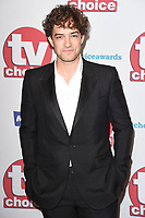 Lee Mead at the TV Choice Awards 2017 at The Dorchester Hotel, London, UK. <br /> 04 September  2017<br /> Picture: Steve Vas/Featureflash/SilverHub 0208 004 5359 sales@silverhubmedia.com