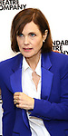 Elizabeth McGovern attends the press photo call for the Roundabout Theatre Company's production of  'Time and the Conways' at The Roundabout Theatre Studios on August 24, 2017 in New York City.