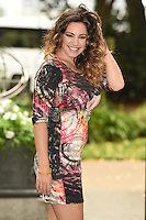 Kelly Brook launches her new range for Simple Be at the Savoy Hotel, London. 03/09/2014 Picture by: Steve Vas / Featureflash