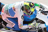 15.06.2013 Barcelona, Spain. Aperol  Catalonia Grand Prix. Picture show Pol Espargaro ridding Kalex during Moto2 qualifyng at Circuit de Catalunya