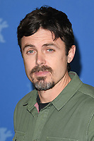 BERLIN, GERMANY - FEBRUARY 8: American actor Casey Affleck attends the Light Of My Life photocall during the 69th Berlinale International Film Festival Berlin at the Grand Hyatt Hotel on February 8, 2019 in Berlin, Germany.<br /> CAP/BEL<br /> &copy;BEL/Capital Pictures