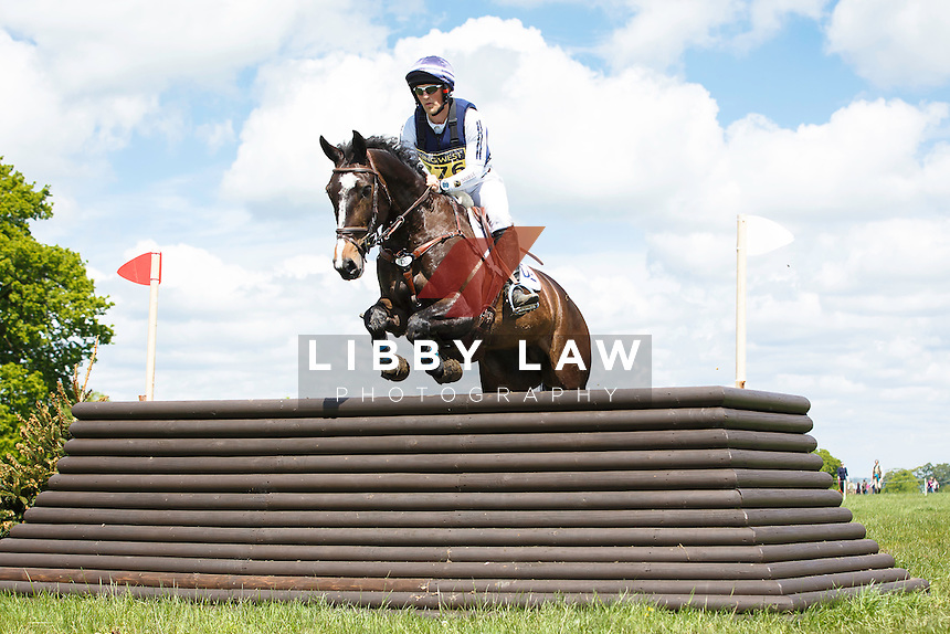 GBR-Craig Barr (KILMULLEN DASSETT) Intermediate Section N: 2016 GBR-Rockingham International Horse Trial (Sunday 22 May) CREDIT: Libby Law COPYRIGHT: LIBBY LAW PHOTOGRAPHY