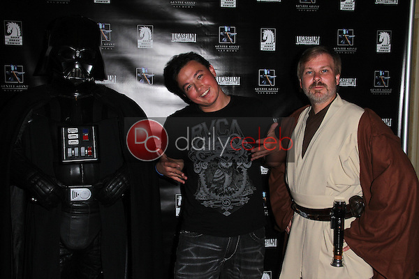 Guests<br /> at the Lucasfilm Fashion Show at Comic-Con 2011, Westgate Hotel, San Diego, CA. 07-23-11<br /> David Edwards/DailyCeleb.com 818-249-4998