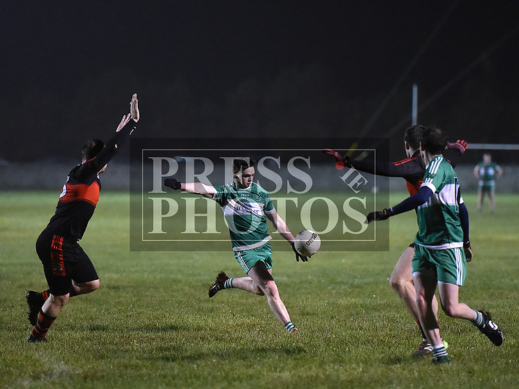 St. Patricks Jason Woods. Photo:Colin Bell/pressphotos.ie