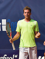 04-09-13,Netherlands, Alphen aan den Rijn,  TEAN, Tennis, Tean International Tennis Tournament 2013, Tean International ,   Riccardo Bellotti (ITA)  <br /> Photo: Henk Koster