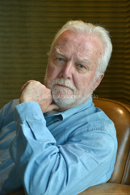 Russell Banks, American writer in 2015.