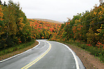 Roads of the Canadian Maritime Provinces of Nova Sotia and Prince <br />
