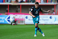 Declan John of Swansea City in action during the pre season friendly match between Exeter City and Swansea City at St James Park in Exeter, England, UK. Saturday, 20 July 2019