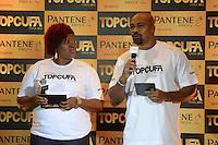 RIO DE JANEIRO-05/06/2012- MV Bill no lancamento do TOPCUFA Brasil 2012 no Museu de Arte Moderna, Centro do Rio.Foto:Marcelo Fonseca-Brazil Photo Press