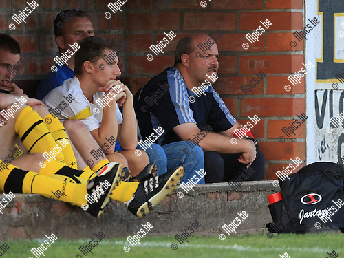 2010-06-24 / Voetbal / seizoen 2010-2011 / KFC Lille / Frank Belmans..Foto: mpics