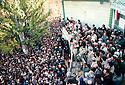 Iran 1979  Abdul Rahman Ghassemlou delivering a speech in Mahabad<br /> Iran 1979  Abdul Rahman Ghassemlou prononçant un discours a Mahabad<br /> ئیران 1979 , مه هاباد, دوکتورعبدالرحمان قاسملوو بو خه لک قسان ده کات.