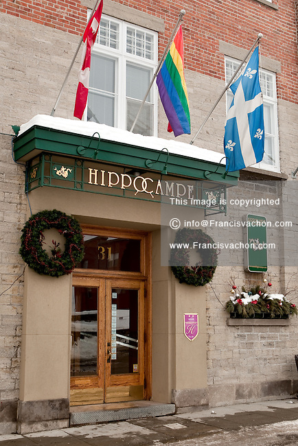 Gay Hotel Quebec City