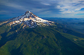 North face of Mt Hood