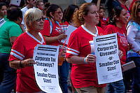 Chicago Teachers Union Rally 6-9-15