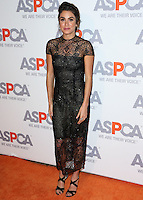 BEL AIR, CA, USA - OCTOBER 22: Nikki Reed arrives at the 2014 ASPCA Compassion Award Dinner Gala held at a Private Residence on October 22, 2014 in Bel Air, California, United States. (Photo by Xavier Collin/Celebrity Monitor)