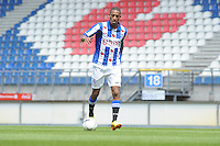 VOETBAL: HEERENVEEN: Abe Lenstra Stadion, 01-07-2013, Fotopersdag SC Heerenveen, Eredivisie seizoen 2013/2014, Rajiv van La Parra, © Martin de Jong